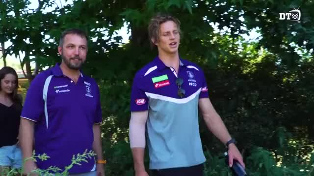 Watch and share Nathan Fyfe GIFs and Fremantle GIFs on Gfycat