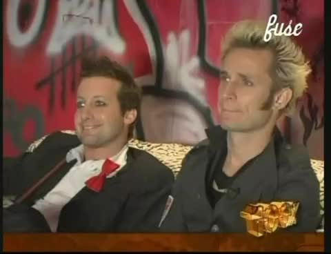 Green Day -  100% Fuse TV [HQ]