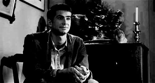 Watch and share Anthony Perkins GIFs on Gfycat