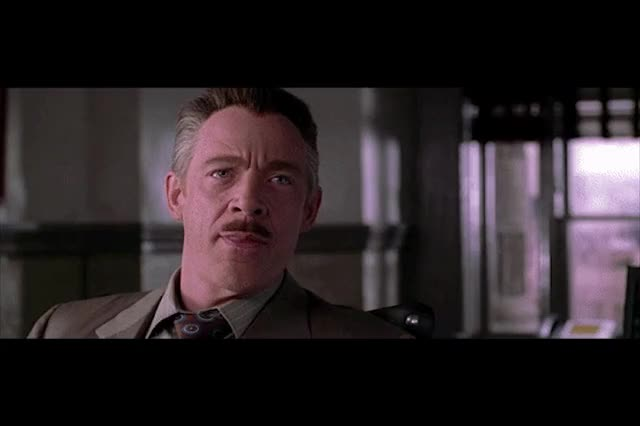 Watch this spiderman GIF on Gfycat. Discover more celebs, j.k. simmons, tobey maguire GIFs on Gfycat