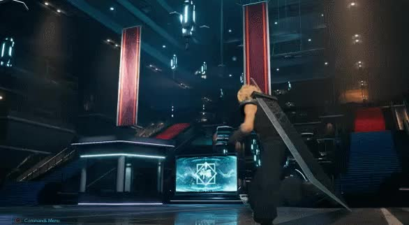 Watch and share FF7 Remake E3 GIFs by groping455 on Gfycat
