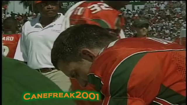 Watch and share 2002 Miami Vs Florida State - Wide Left GIFs on Gfycat