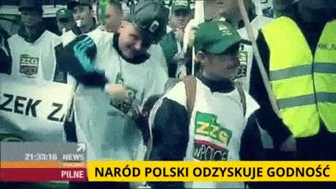 Watch Polska odzyskuje godność GIF on Gfycat. Discover more related GIFs on Gfycat