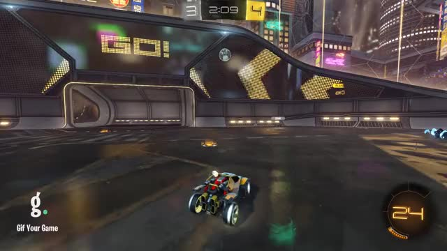 Watch Goal 8: Maxwell GIF by Gif Your Game (@gifyourgame) on Gfycat. Discover more Gif Your Game, GifYourGame, Goal, Maxwell, Rocket League, RocketLeague GIFs on Gfycat