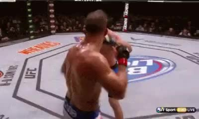 Watch Junior dos Santos Drops Stipe Miocic on Fox GIF on Gfycat. Discover more related GIFs on Gfycat
