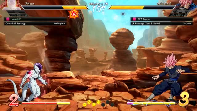 Watch and share Dbfz GIFs by luchesco on Gfycat