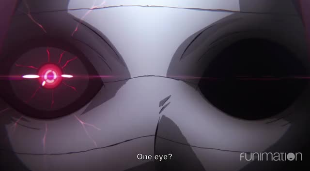 Watch and share Tokyo Ghoul GIFs and Funimation GIFs by Funimation on Gfycat