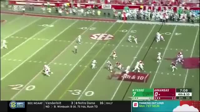 Watch and share Touchdown GIFs and Return GIFs on Gfycat