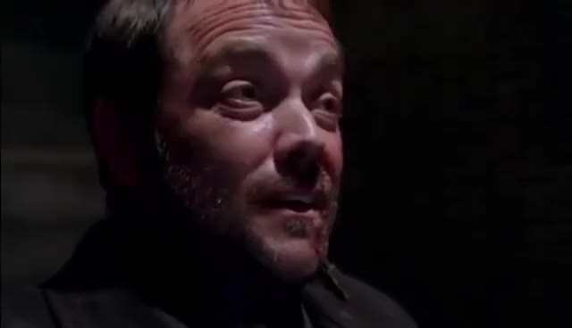 Watch Supernatural Kevin Tran Punches Crowley GIF on Gfycat. Discover more Crowley, Kevin Tran, Mark Sheppard, Osric Chau, Supernatural GIFs on Gfycat