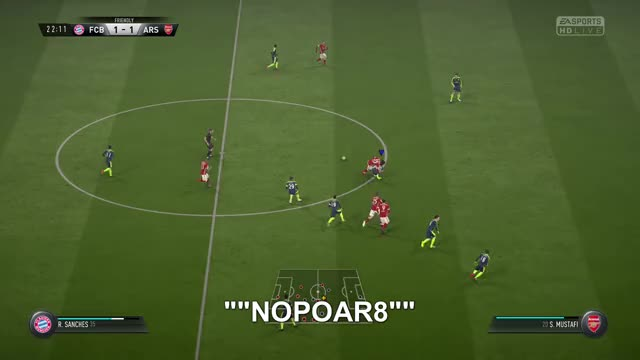 Watch R6NOPOAr8 GIF by Gamer DVR (@xboxdvr) on Gfycat. Discover more EASPORTSFIFA17, NOPO Ar8, xbox, xbox dvr, xbox one GIFs on Gfycat