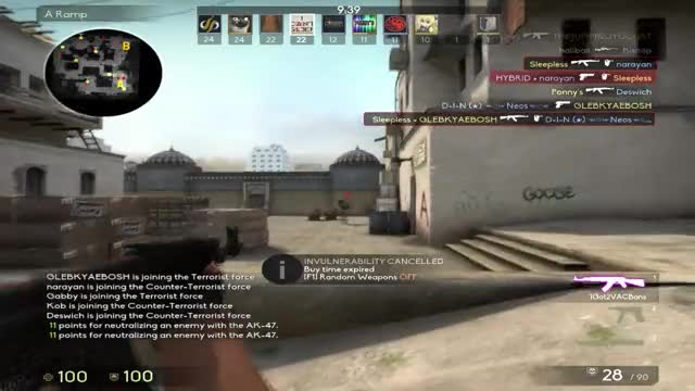 Watch Warmup Hero GIF by @sleeplesscs on Gfycat. Discover more csgo GIFs on Gfycat