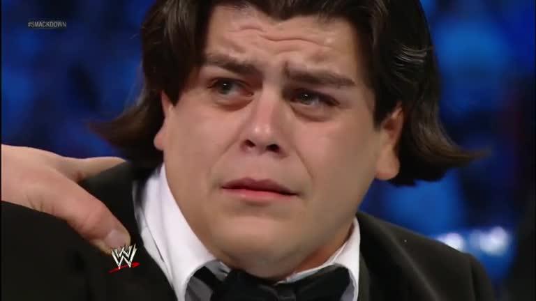 Big Show, Ricardo Rodriguez, Nervous Wreck GIFs
