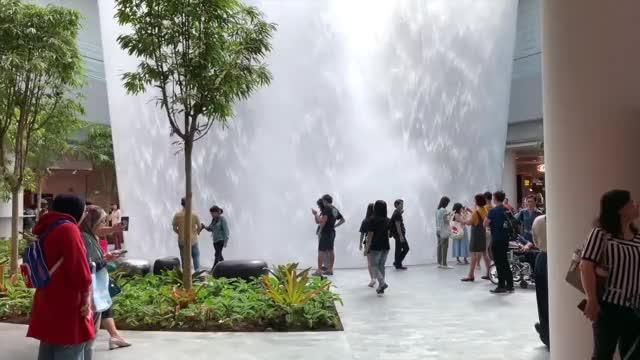 JEWEL   EXCLUSIVE Tour of Jewel Changi Airport, Singapore