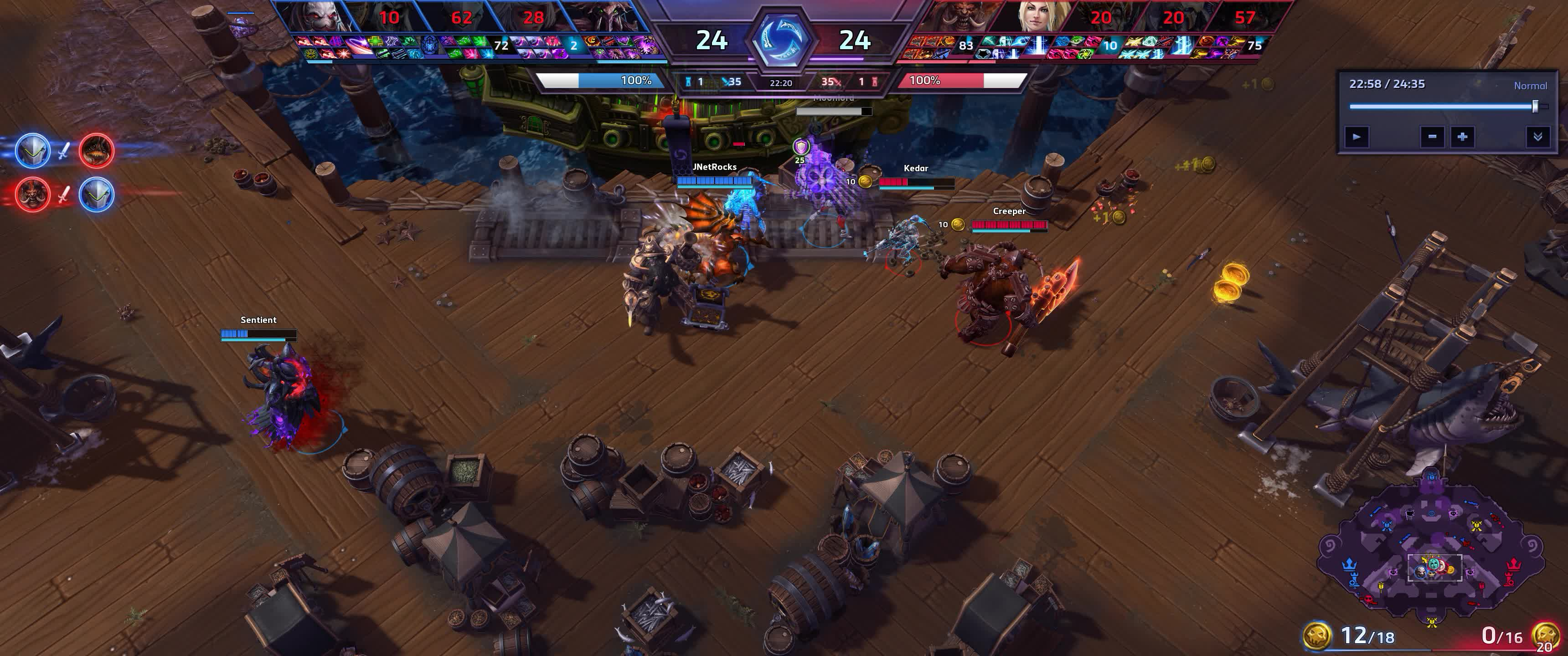 heroesofthestorm, Heroes of the Storm 2019.03.16 - 20.40.46.04 GIFs