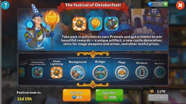 Watch Unfair Wheel Spin - Octoberfest in a nutshell GIF by Kristóf Tinelly (@toty1ka) on Gfycat. Discover more angry, castle, crazy, event, fantasy, hustle, item, kingdom, loot, luck, octoberfest, random, resources, spin, unfair, wheel GIFs on Gfycat