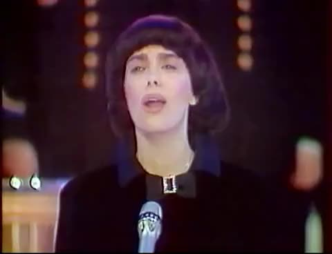 Watch and share Mireille Mathieu - La Marseillaise (1988) GIFs on Gfycat