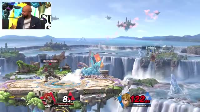 Watch Lagless Ganon Nairs GIF on Gfycat. Discover more smashbros GIFs on Gfycat