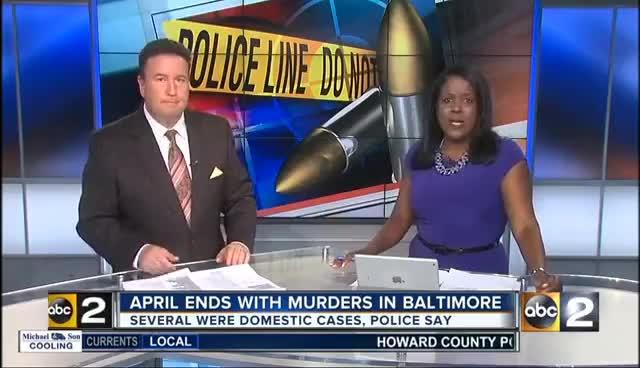 Baltimore Violence GIFs