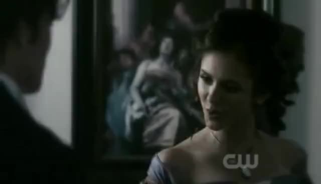 Watch the vampire diaries 2x04 GIF on Gfycat. Discover more 2x04, diaries, the, vampire GIFs on Gfycat