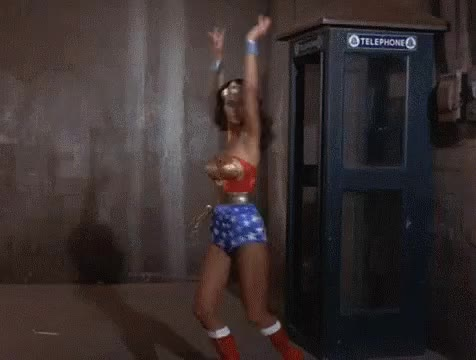 Watch and share Wonder Woman GIFs on Gfycat
