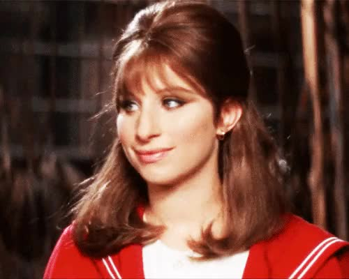 Watch and share Barbra Streisand GIFs and Movie Musical GIFs on Gfycat