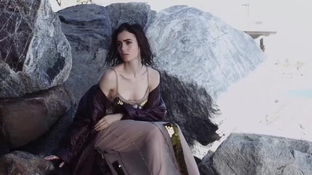 Watch and share Lily Collins GIFs by Lukas on Gfycat