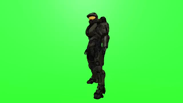 Watch and share Master Chief Dancing Default Fortnite Dance (HD 60 FPS) GIFs by The Livery of GIFs on Gfycat