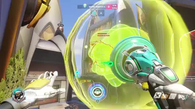 Watch DJ saves his mechanical amplifier GIF on Gfycat. Discover more Overwatch, overwatch GIFs on Gfycat