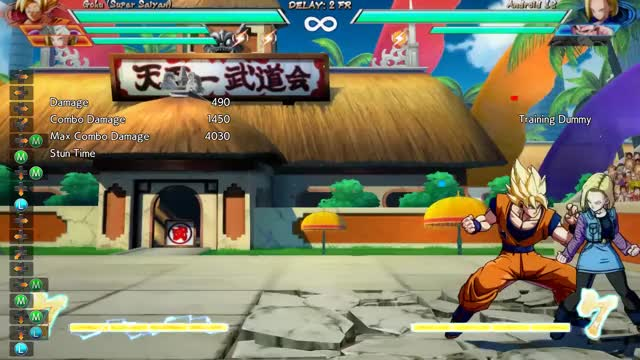 Watch basic GIF on Gfycat. Discover more Dragon Ball FighterZ, dbfz GIFs on Gfycat