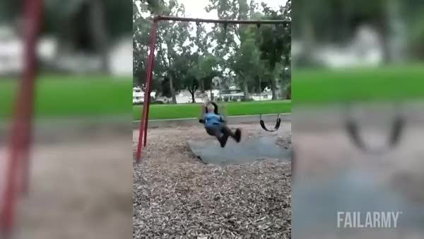 Watch More fun with swings. (reddit) GIF on Gfycat. Discover more hadtohurt GIFs on Gfycat