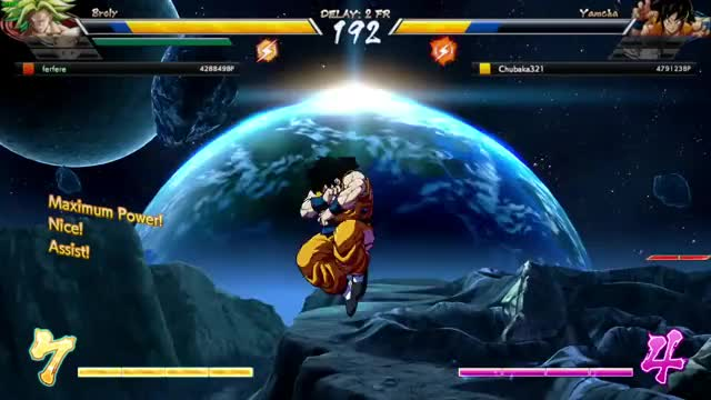 Watch super armour GIF by @elestience on Gfycat. Discover more Gaming, broly, dbfz, dragon ball, dragon ball fighterz, fgc, switchflip GIFs on Gfycat