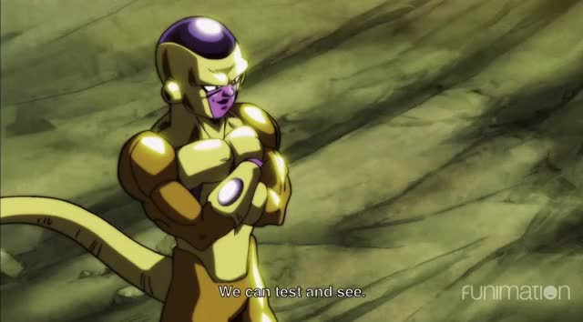 Watch invincible GIF by Dragon Ball Super (@dragonballsuper) on Gfycat. Discover more Dragon Ball Super, Dragonballsuper, action, anime, episode 125, funimation GIFs on Gfycat