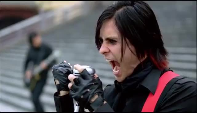 30 seconds to mars, from yesterday, music, scream, Scream GIFs