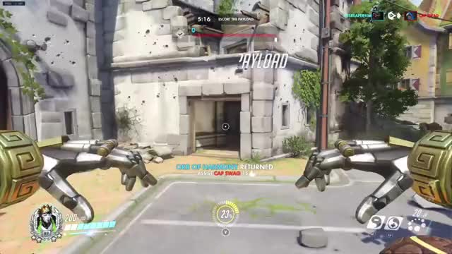 Watch and share Overwatch GIFs by zirchman24 on Gfycat