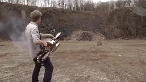 thermite, colin furze, gun, Inner child GIFs