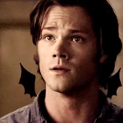 Watch and share Jared Padalecki GIFs and Sam Winchester GIFs on Gfycat
