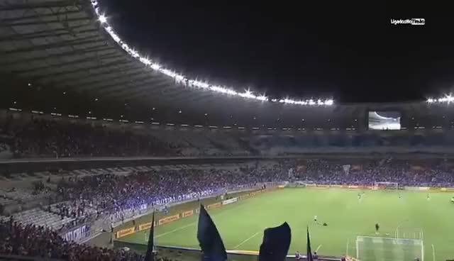 Watch and share Cruzeiro X Corinthians - Jogo Completo - (Volta) Quartas - Copa Do Brasil (19/10/2016) GIFs on Gfycat