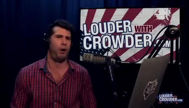 Trump Won Because 'Racism'? NO, YOU IDIOT!! | Louder With Crowder