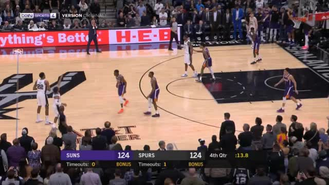 Watch and share San Antonio Spurs GIFs and Phoenix Suns GIFs by KSG on Gfycat