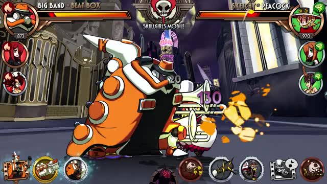 Watch and share Skullgirls GIFs and Sgmobile GIFs by Skullgirls Mobile on Gfycat