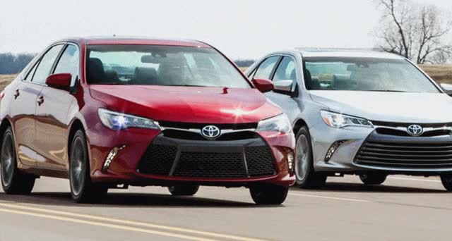 Watch and share Updated With Pricing: 2015 Toyota Camry Preview GIFs on Gfycat