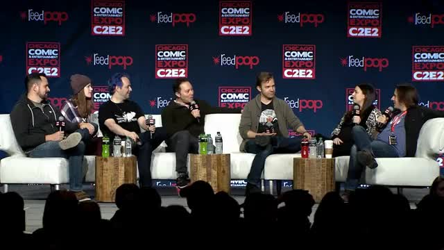 Watch Critical Role C2E2 GIF on Gfycat. Discover more related GIFs on Gfycat