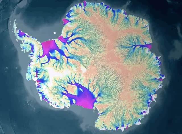 Watch and share Antarctica GIFs and Ice Shelf GIFs by Dave Mosher on Gfycat