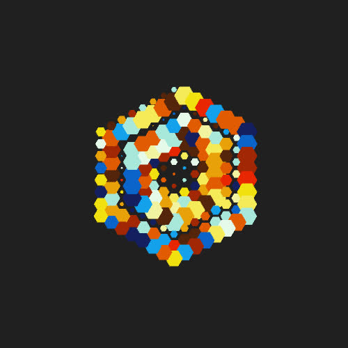 processing, hype, generative art GIFs