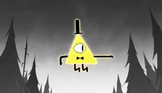 Watch and share The Best Of Bill Cipher GIFs on Gfycat