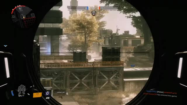 Watch and share Bren - #titanfall2 #Unexpectedkill GIFs by str8n00b1n on Gfycat