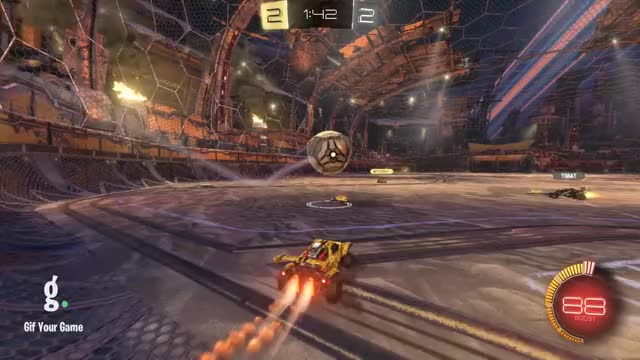 Watch Goal 5: bark bark GIF by Gif Your Game (@gifyourgame) on Gfycat. Discover more Gif Your Game, GifYourGame, Goal, Rocket League, RocketLeague, bark bark GIFs on Gfycat