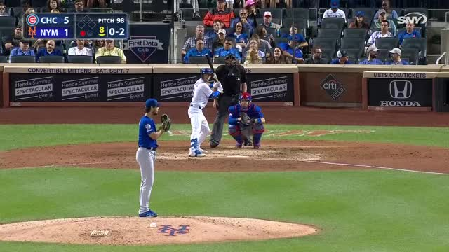 Watch and share New York Mets GIFs and Chicago Cubs GIFs by Michael Ajeto on Gfycat