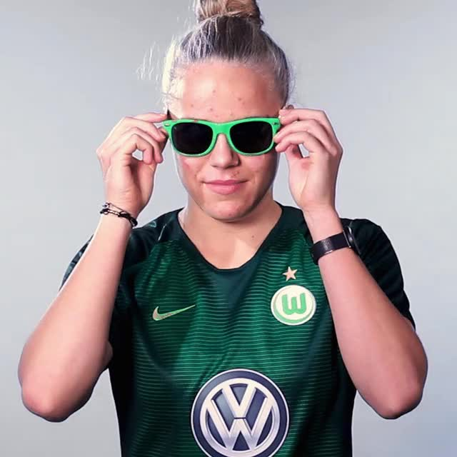 Watch and share 20 Sunglas2 GIFs by VfL Wolfsburg on Gfycat