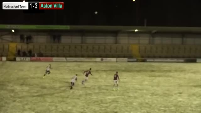 Watch and share Hednesford Town V Aston Villa | Birmingham Senior Cup QF GIFs on Gfycat